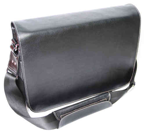 Messenger Bag Schwarz